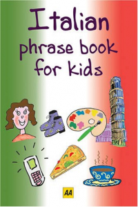 Italian phrase book for kids