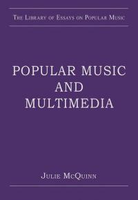 Popular music and multimedia