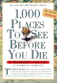 1000 places to see before you die / by Patricia Schultz