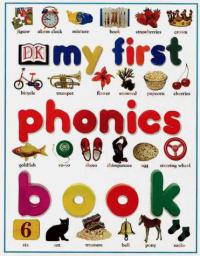 My first phonics book.