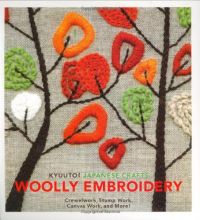 Kyuuto! Japanese crafts: woolly embroidery