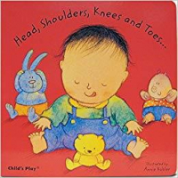 Head, shoulders, kness and toes... / illustrated by Annie Kubler