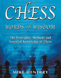 Chess, words of wisdom