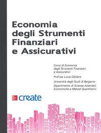 Economia degli strumenti finanziari e assicurativi