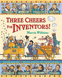 Three cheers for inventors!