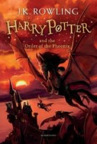 5: Harry Potter and the Order of the Phoenix