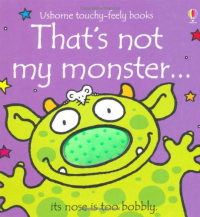 That's not my monster...its nose is too bobbly