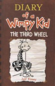 Diary of a wimpy kid. The third wheel