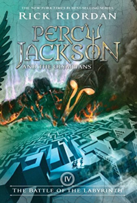 Percy Jackson & the Olympians. 4. The battle of the labyrinth