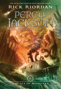Percy Jackson & the Olympians. 2. The sea of monsters