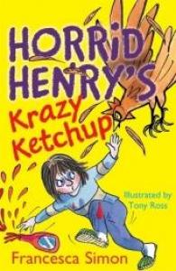 Horrid Henry's krazy ketchup