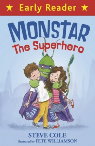 Monstar the superhero