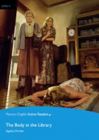 Pearson english active readers Level 4: The body in the library. Con CD. Con espansione online