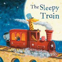 The sleepy train