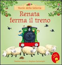 Renata ferma il treno