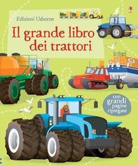 Il grande libro dei trattori