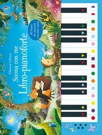 Libro-pianoforte. Suona con me