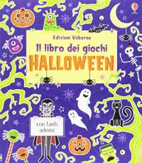Il libro dei giochi Halloween