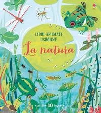 La natura: con oltre 80 linguette