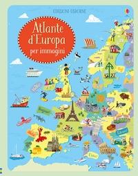Atlante d'Europa per immagini