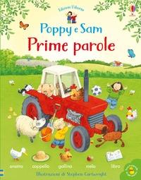 Poppy e Sam. Prime parole