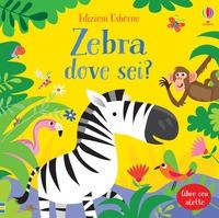 Zebra dove sei?