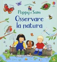 Poppy e Sam. Osservare la natura