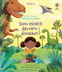 Sono esistiti davvero i dinosauri?