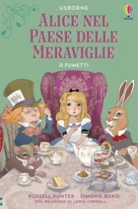 Alice nel paese delle meraviglie a fumetti