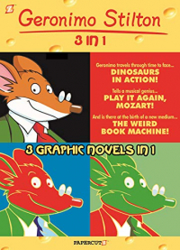 Geronimo Stilton 3 in 1