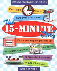 The 15-minute chef