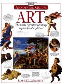 Annotated art / Robert Cumming