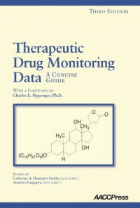 Therapeutic drug monitoring data