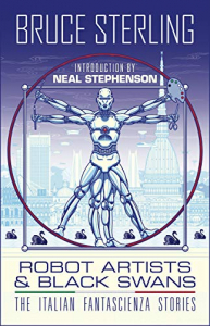 Robot artists & black swans
