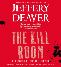 The kill room [sound recording] / Jeffery Deaver.