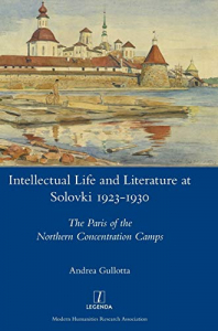 Intellectual life and literature at Solovki 1923-1930