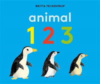 Animal 1, 2, 3 / Britta Teckentrup