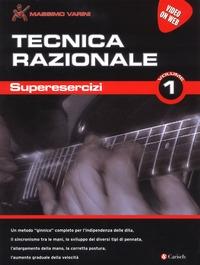 Tecnica razionale. Volume 1, Superesercizi