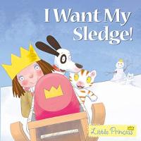 I want my sledge/ Tony Ross