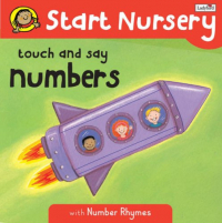 Touch and count numbers
