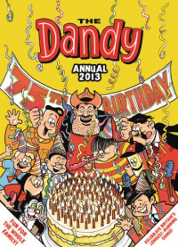 The Dandy annual 2013