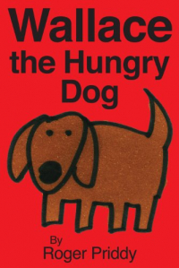 Wallace the hungry dog