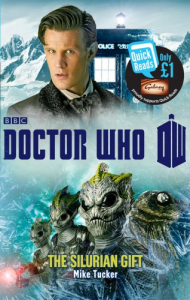 Doctor Who. The silurian gift