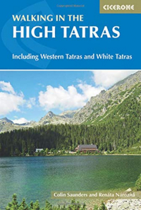 Walking in the High Tatras mountains