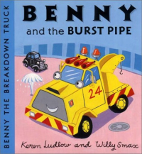 Benny and the burst pipe
