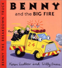 Benny and the big fire