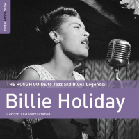 The Rough guide to jazz and blues legends