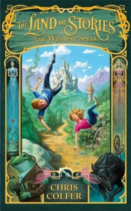 The Land of Stories. The wishing spell
