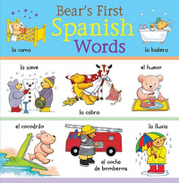 Bear's first Spanish words / Clare Beaton