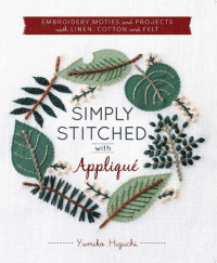 Simply stitched with appliqué